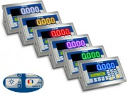 3590ED Weight Indicator With Different Colour Display
