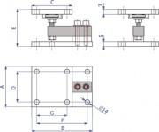 KSB Assembly Kit Dimensions