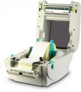 LP542S Direct Thermal Label Printer Open View