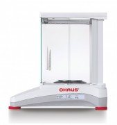 Ohaus Adventurer Analytical Balance Side View