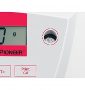 Ohaus Pioneer Analytical Balance With Spirit Bubble