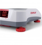 Ohaus Valor 4000 Has Four Adjustable Feet