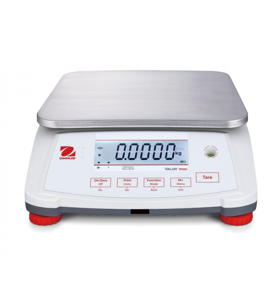 Valor 7000 Compact Bench Scales For Food Production