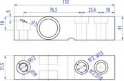 SBX-1KL Dimensions
