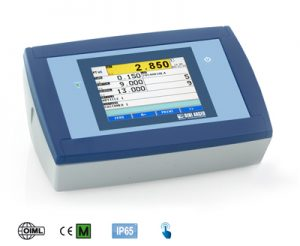 3590et Touch Screen Weight Indicator