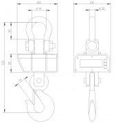 ocs-k-crane-scale-10t-10000kg-dimensions