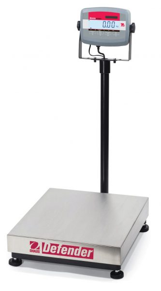 Ohaus Defender 3000 Floor Scale