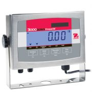 Ohaus Defender 3000 Stainless Steel Waterproof Weight Indicator