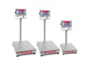 The Ohaus Defender 3000 Stainless Steel Scale Family