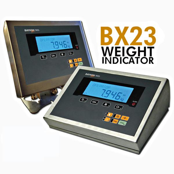 BX-23 Digital Weight Indicator