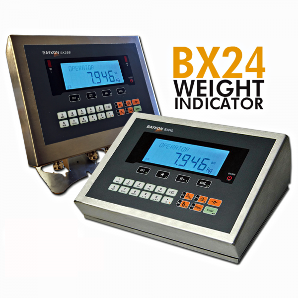 BX24 Digital Weight Indicator