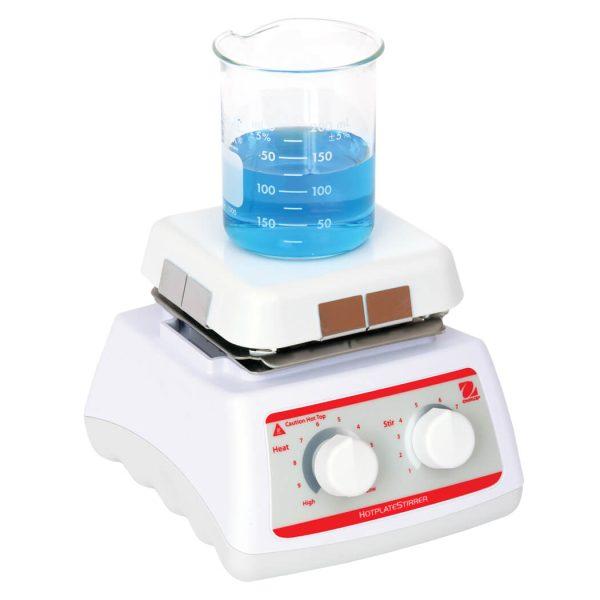 Ohaus Mini Hotplates & Stirrers - Part of the new Ohaus range of laboratory equipment