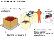 AF02 Software For Quantity Counting And Weighing Systems