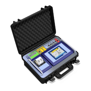 Dini Argeo 3590ETKR Touch Screen Weight Indicator for Vehicle and Axle Weighing Systems