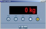 Dinitools Scale Management Weight Console