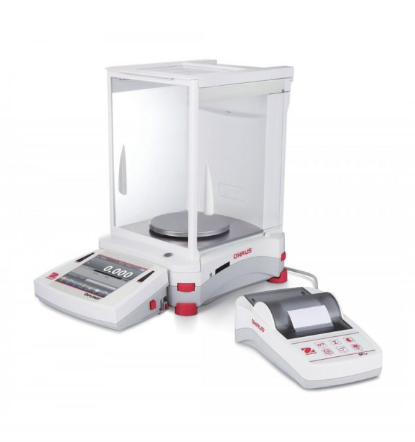 Ohaus Explorer Analytical Balance With Optional Printer