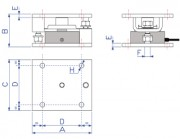 KCPN Assembly Kit Dimensions