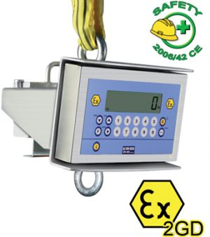 ATEX Weighing Equipment