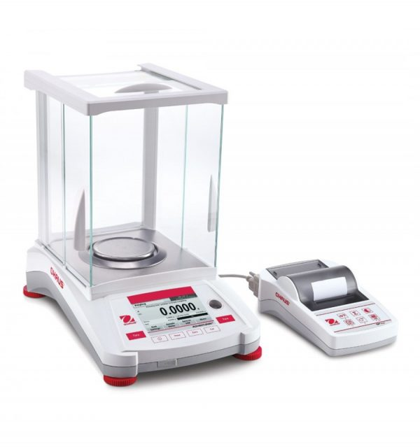 Ohaus Adventurer Analytical Balance with Optional Printer