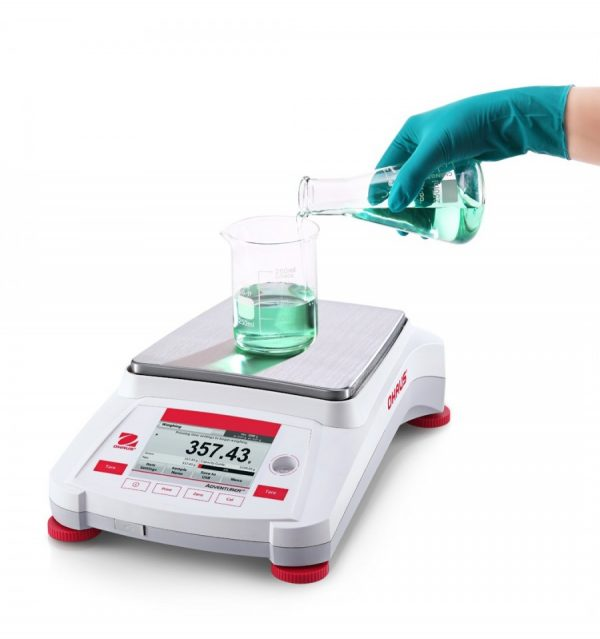 Ohaus Adventurer Precision Balance For Advanced Weighing Applications