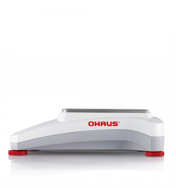 Ohaus Adventurer Precision Balance Side View