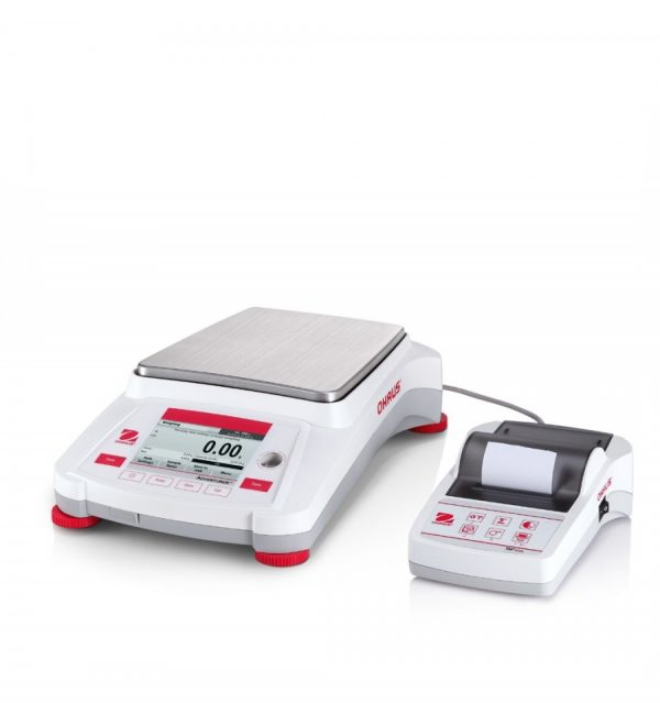 Ohaus Adventurer Precision Balance with Optional Printer