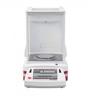 Ohaus Explorer Analytical Front View