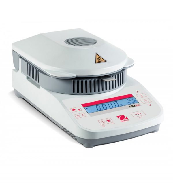 Ohaus MB25 Moisture Analyser form Coventry Scale Company