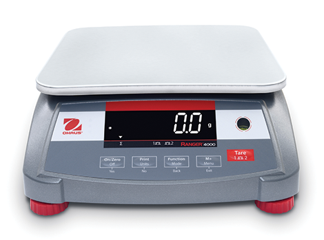 Ohaus Ranger 4000 Compact Bench Scales