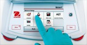 Ohaus Scout STX Touch Screen Display