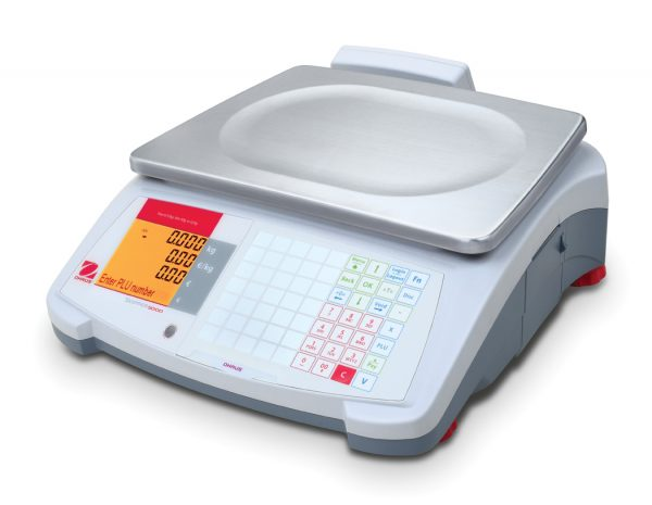 Ohaus Skipper 5000 Retail Scale With Printer