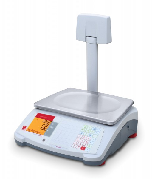 Ohaus Skipper 5000 With Tower Display