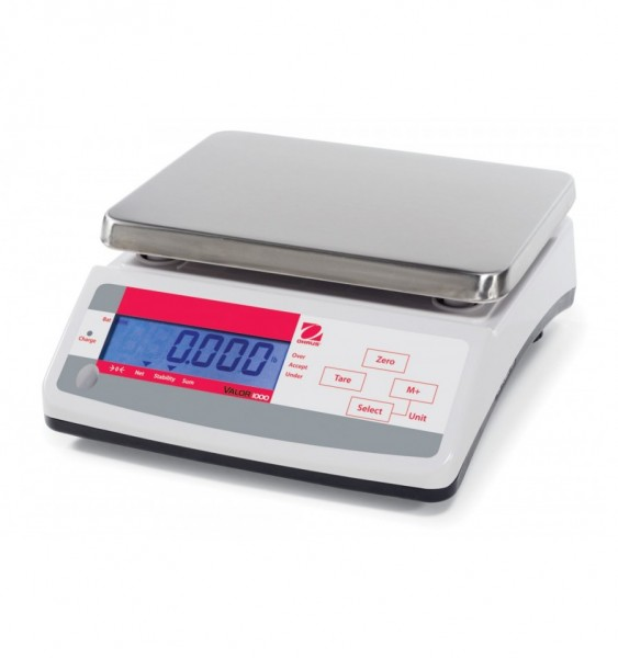 Ohaus Valor 1000 Food Production Scales