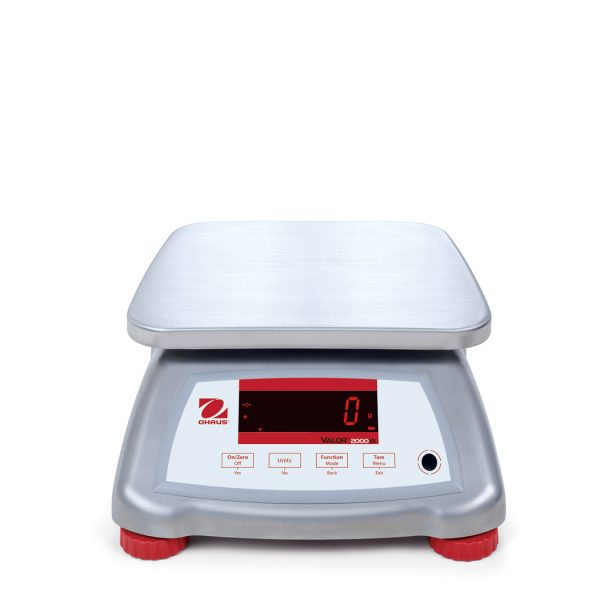 Ohaus Valor 2000 Stainless Steel