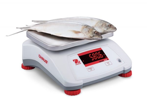 Ohaus Valor 2000 with ABS housing