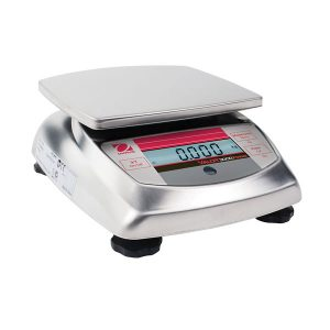 Ohaus Valor 3000 Compact Bench Scales For Food Production