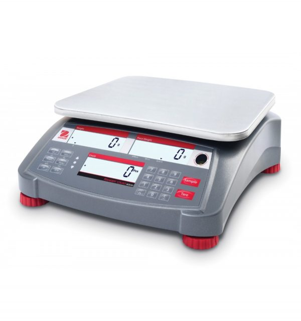 Ohaus Ranger 4000 Count Compact Bench Scales