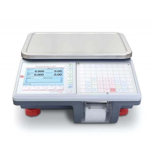 Skipper 7000 Scales With Thermal Printer