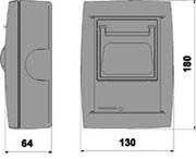 TPR Printer Dimensions