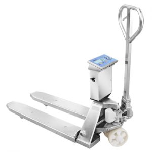 TPWLKI Stainless Steel Pallet Truck Scales