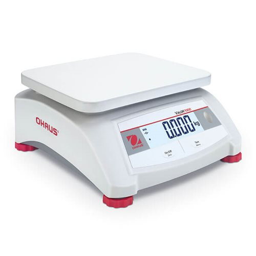 The Ohaus Valor 1000 Compact Bench Scales