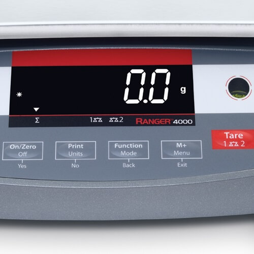 The most user-friendly scale on the market features Smart Text for easy operation and setup to ensure efficiency in the workplace