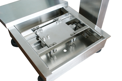 PSS Stainless Steel Base With Overload Protection