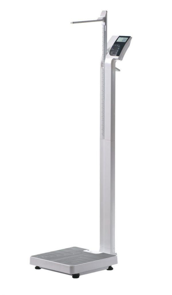Shekel 151-5 Physician Scale With Extended Height Rod