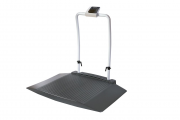 Shekel H351-2 Wheelchair Scale With Optional Second Ramp