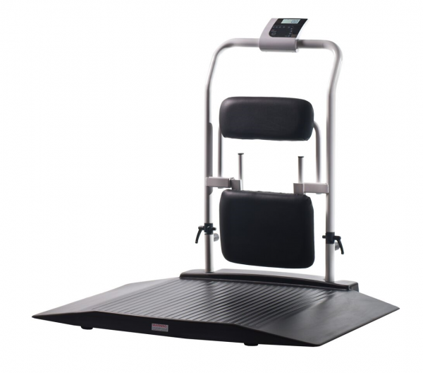 Shekel H351-4 Multifunctional Wheelchair Scale With Two Ramps