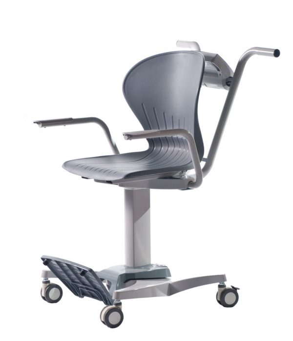 Shekel H551-1 Medical Chair Scale With Adjustable Foot Rest