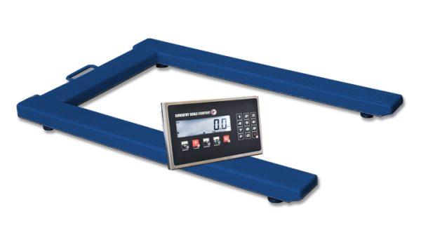 CSC DFWLKI Industrial U Frame Pallet Scales