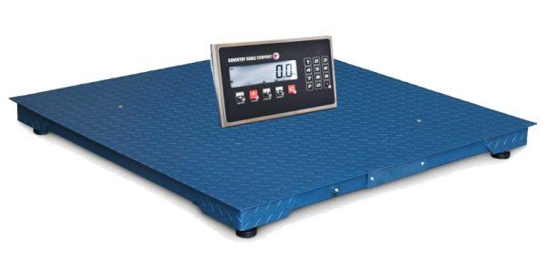 CSC DFWLKI Pallet Platform Scale
