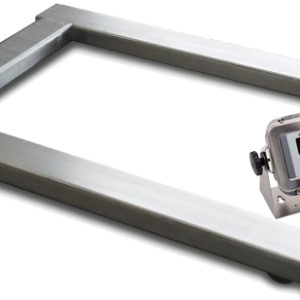 CSC HL-2065 Stainless Steel U-Frame Scale
